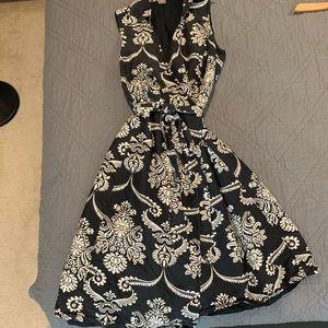 Ann Taylor wrap dress
